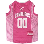 Cleveland Cavaliers Pink Pet Jersey